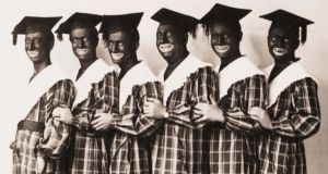 Blackface: vaudeville showed the inventions through which ordinary people navigated the new urban whirlpool of immigrant societies. Photograph: Transcendental Graphics/Getty