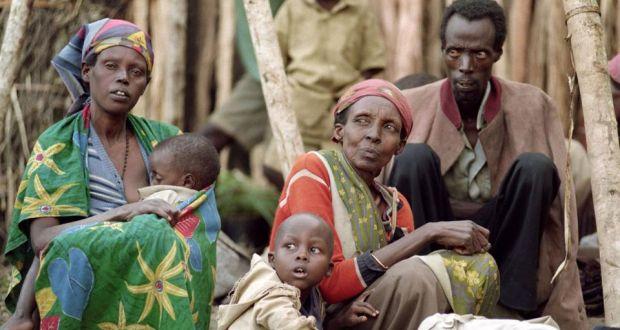 Para pengungsi Tutsi | The Irish Times
