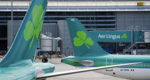 Aer Lingus has cancelled most of its flights scheduled for today.