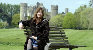 'No one had wanted to give the book a chance.' Eimear McBride at Malahide Castle. Photograph: Dave Meehan