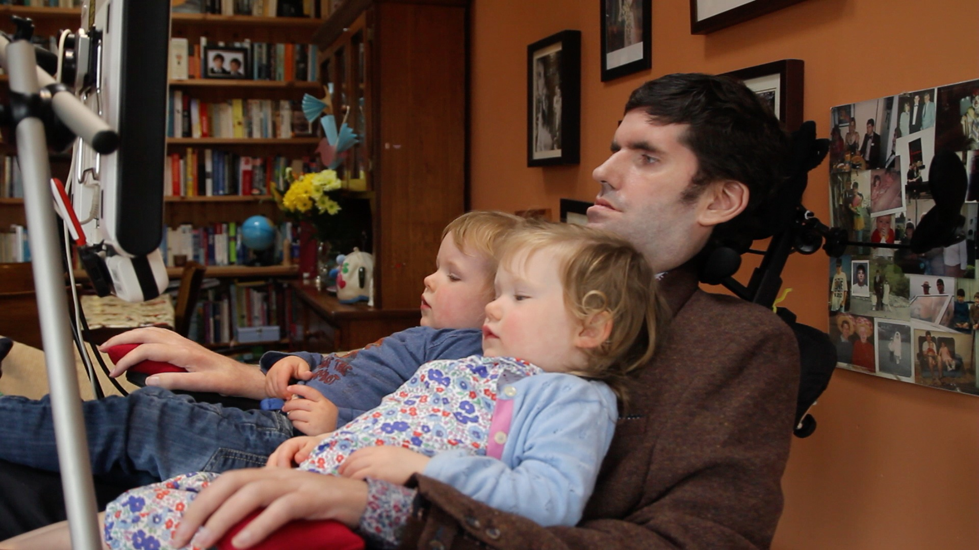 Letters To My Children How Simon Fitzmaurice Wrote It S