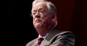 "Ukip candidate in the Newark byelection Roger Helmer: sticking by his view that there has been ""no global warming for 17 years and nine months; that is a long time without global warming"". Photograph: Matt Cardy/Getty Images"