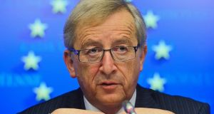 "Jean-Claude Juncker, Luxembourg's prime minister and president of the Eurogroup. Dr Merkel said yesterday she would back Mr Juncker ""in all the talks""."