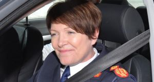 Acting Garda Commissioner Noirín O'Sullivan. She is seen as the front-runner from within the Garda to take the top job