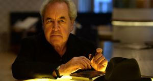 "John Banville: described by George Steiner as ""the most intelligent and stylish novelist currently at work in English"". Photograph: Cyril Byrne"