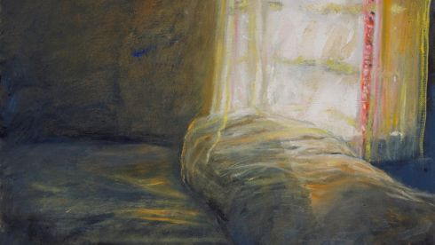 A detail from Within (Clare Island), Veronica Bolay RHA