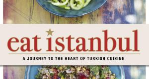New book on the cuisine of Istanbul by Andy Harris and David Loftus