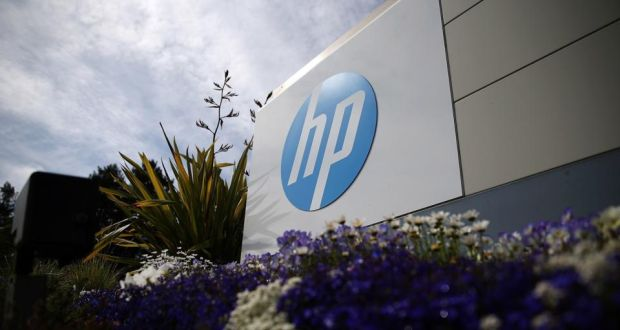 Computer maker Hewlett Packard has confirmed that it will add about 100 new jobs at the company's new research and development centre in Galway.  File photograph: Justin Sullivan/Getty Images