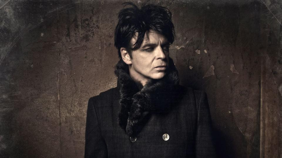 How Gary rediscovered the Numan touch