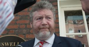 The row over medical cards is the latest in a litany of controversies dogging James Reilly since he took over as Minister for Health. Photograph: Gareth Chaney Collins