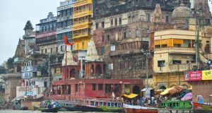 New Indian premier Narendra Modi has announced plans to clean up the sacred Hindu city of Varanasi
