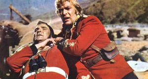 Zulu, starring Micheal Caine, released 50 years ago this month, depicts the 1879 Battle of Rorke's Drift – an eye-witness account by Irishman Walter Adolphus Dunne is  to be auctioned at Bonhams