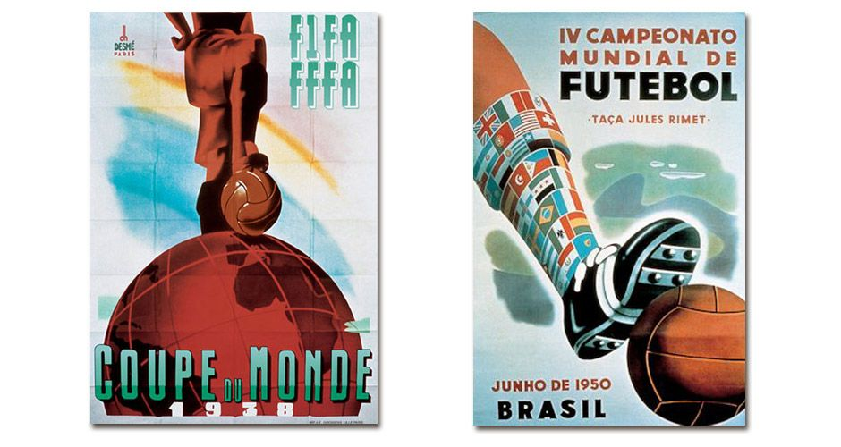 World Cup posters