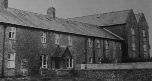 St Mary's: part of the former mother-and-baby home in Tuam