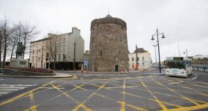 Port city: Reginald's Tower, by the Suir. Photograph: Patrick Browne