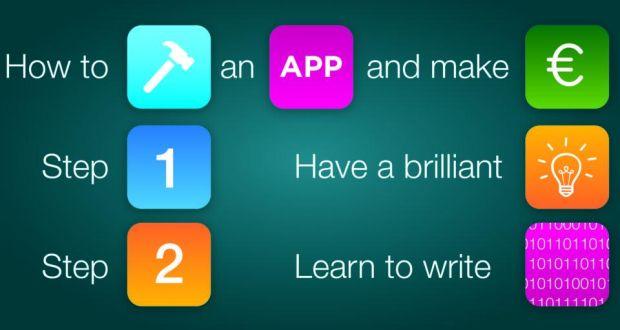 how to start an app