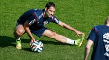 Russia leave injured captain Roman Shirokov at home