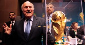 Fifa president Sepp Blatter can speak for hours while saying everything and nothing, frequently contradicting himself within a single answer.