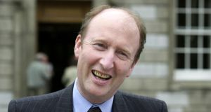 Shane Ross: he's quite good at getting back to people when he wants to. Photograph: Cyril Byrne