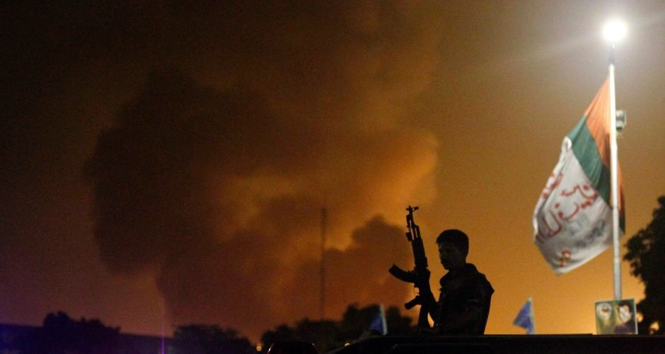 Militant assault on Karachi airport