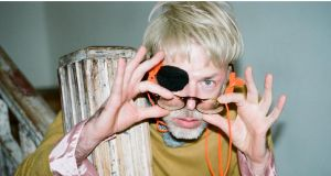 Momus: singer, writer, performance artist. Photograph: Christian Werner