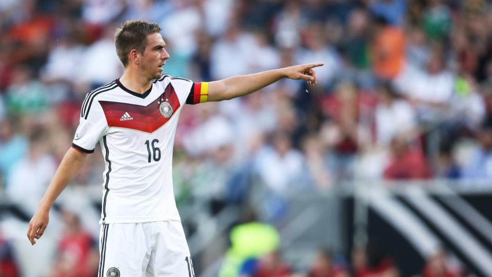 49b0238f7 Inspirational German captain Philipp Lahm aiming to tick final box