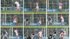 A photo-montage of Cork goalkeeper Anthony Nash scoring from a penalty during an Allianz League match against Tipperary earlier this season. Photograph: James Crombie/Inpho.