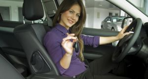 Hire power: Rental cars often come back to the market as low-mileage bargains. Photograph: iStockphoto.com