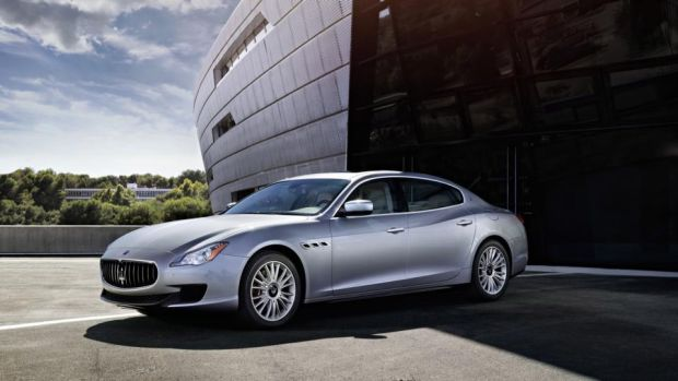 First Drive: Maserati Quattroporte - Nothing gentle about