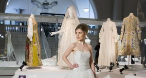 Wedding Dresses 1775-2014, at the Victoria and Albert Museum in Kensington