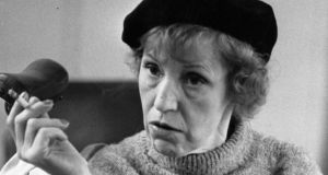 Lotte Lenya: nothing else can quite hit the same spot of her voice, and, although you know this, you keep on wanting other performers to generate the same frisson. Photograph: Erich Auerbach/Getty Images
