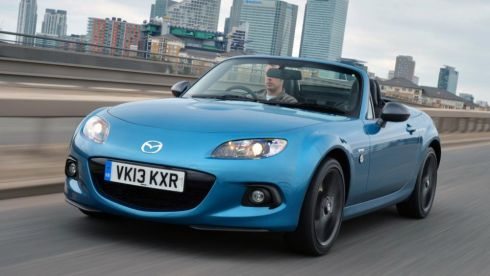 The Top Cars For A Midlife Crisis - Best small sports car