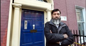 Muhammad Younis told the Oireachtas Committee on Jobs, Enterprise and Innovation that the Labour Court had awarded him €92,000 over breaches of his employment rights but he did not receive it as he was undocumented. Photograph: Brenda Fitzsimons/The Irish Times.