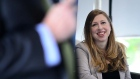 Chelsea Clinton visited UCD yesterday representing the work of the Clinton Foundation. She met with a small group of Irish women and discussed a wide range of subjects including her growing up and her impending parenthood. Video: Bryan O'Brien