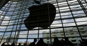 The finding last year by a US Senate committee that Apple had paid corporate tax of 2 per cent or less in Ireland caused consternation in the US and abroad.  Photograph: David Paul Morris/Bloomberg