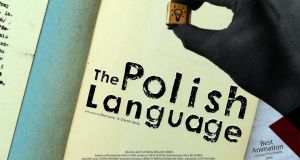 Collaboration: Alice Lyons and Orla McHardy made The Polish Language