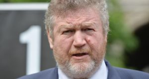 Minister for Health James Reilly 'will make his view known very shortly'.  Photograph: Alan Betson