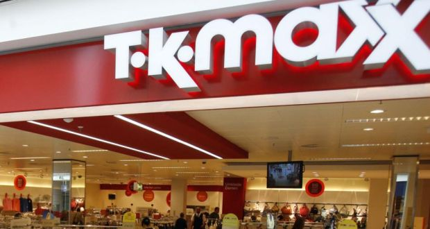 Some 90 jobs are to be created with the opening of a new TK Maxx shop in Dublin today. Photo: Bloomberg