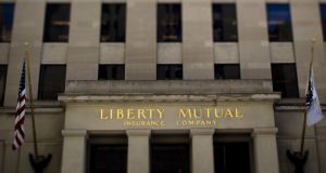 Liberty Mutual is planning to expand its presence in Ireland by acquiring Hughes Insurance. Photo: Brent Lewin/Bloomberg
