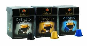 Coffee pods from Lidl