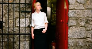 Chef Niamh Fox will be cooking long table banquets in a tent at Body & Soul