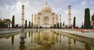 The Taj Mahal is getting a facelift