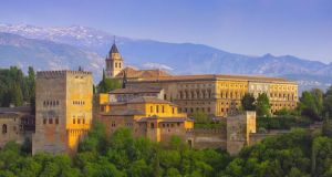The Alhambra in Granada: 60-second city guide