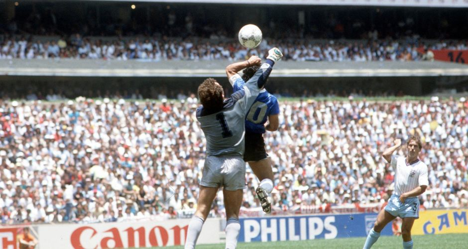 10 Moments from World Cups Past