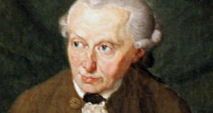 Immanuel Kant: 'The duty of care includes care of oneself'