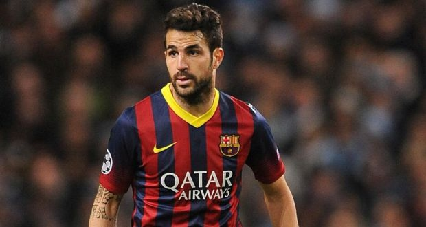 "Cesc  Fabregas: ""I considered all the other offers very carefully and I firmly believe that Chelsea is the best choice. They match my footballing ambitions with their hunger and desire to win trophies."" Photo:  Nigel French/PA"