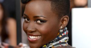Actor Lupita Nyong'o has been added to the cast of the new Star Wars film. Photograph: PA Wire