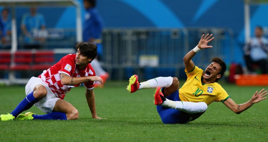 World Cup 2014: Brazil v Croatia