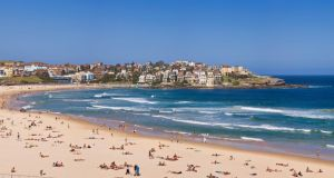 Bondi Beach, Sydney, Australia: how about reading Recollections of a Bleeding Heart, Don Watson's biography of Paul Keating, or Eyrie, Tim Winton's latest and best novel?