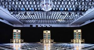 Despacio soundsystem: it's got Dolby noise reduction and everything